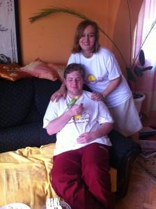 Alenka and Amir