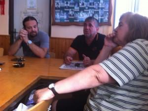 Solidarnosti meeting in July 2014