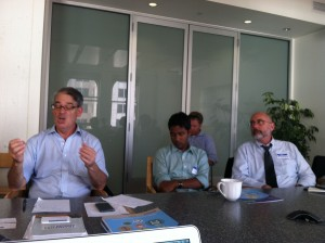 Green bonds workshop with Climate Bonds Standards Initiative