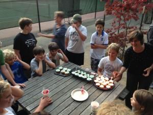 Yates' birthday